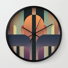 Total Eclipse 2 Wall Clock
