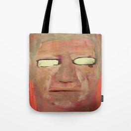 Man in Transition 2. Tote Bag