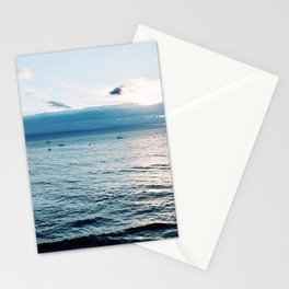 Day At Sea Stationery Cards