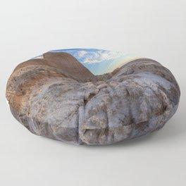 Badlands, South Dakota Floor Pillow