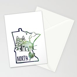 Northland Love Stationery Cards