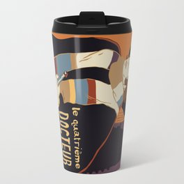 Le Fourth Doctor Travel Mug