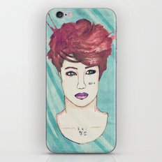 Exo Kai iPhone & iPod Skin