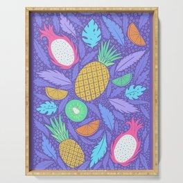 Summer Fruit Serving Tray