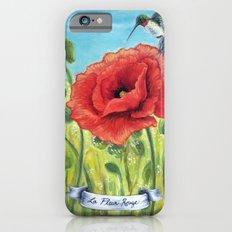 La Fleur Rouge iPhone 6s Slim Case