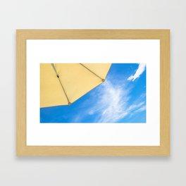 Planet Hase Framed Art Print