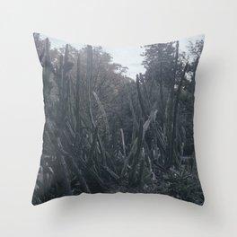 Cactus dream Throw Pillow