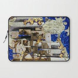 Elephant travels Laptop Sleeve