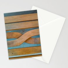 Cross the Wood Stationery Cards