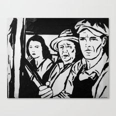 The Grapes of Wrath Canvas Print