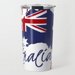Happy Australia Day 2018 Travel Mug