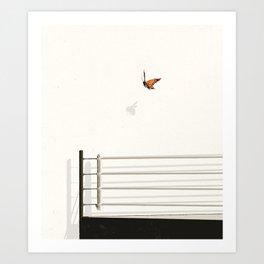 Farewell Art Print