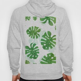 Tropical Vibes Collection: Monstera deliciosa II Hoody