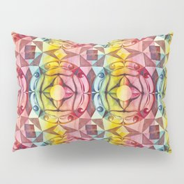 Ornament Tile Pillow Sham