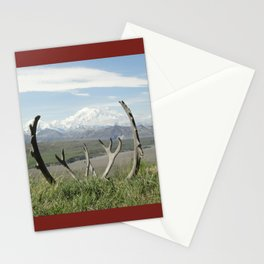 Mt. Denali Stationery Cards