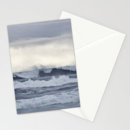 BROODY PACIFIC OCEAN Stationery Cards