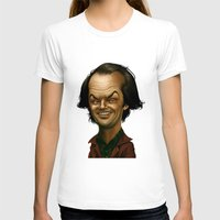 jack nicholson T-shirts featuring Jack by Nicolas Villeminot