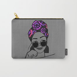 Undercover Natural Carry-All Pouch