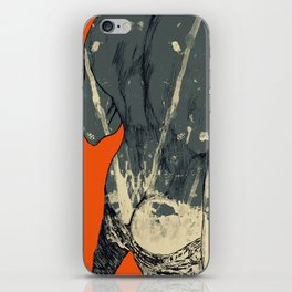 Cash Only iPhone Skin