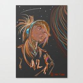 Mash-up Canvas Print