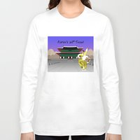 seoul Long Sleeve T-shirts featuring Korea's Got Seoul by Tori Kim