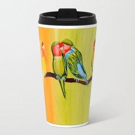 Sweetheart Birds Travel Mug