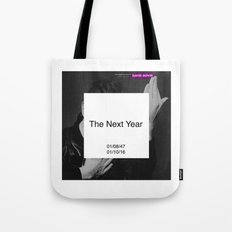 Bowie : The New Year Tote Bag