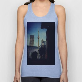 CN TOWER Unisex Tank Top