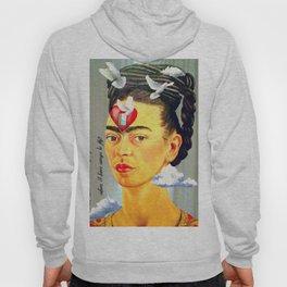 Frida Kahlo Fly Hoody