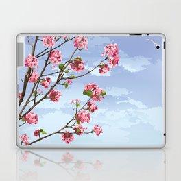 Pink Cherry Blossoms Sakura Laptop & iPad Skin