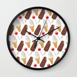 Diabetes Wall Clock
