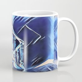 Eerie Paranormal Staircase Coffee Mug