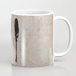 keys/ feathers Coffee Mug