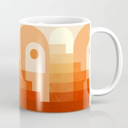 Abstraction_Architecture_Color_Gradient_Minimalism_001A Coffee Mug