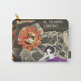 Il Tempo Libero (Spare Time) Carry-All Pouch