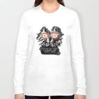majora Long Sleeve T-shirts featuring Majora Mask by Janismarika