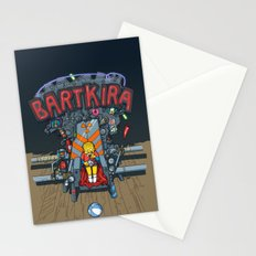 Bartkira throne Stationery Cards