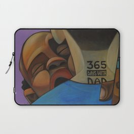 365 Days With Dad Laptop Sleeve