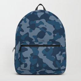 Camouflage Ocean Backpack
