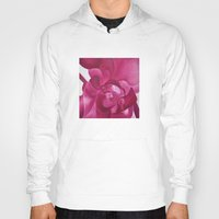 orchid Hoodies featuring Orchid by S.Newton