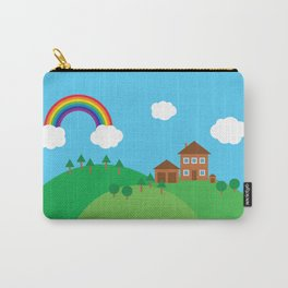 We Love This Place Carry-All Pouch