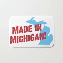 Made in Michigan Bath Mat