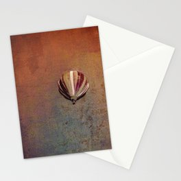 earth + sky {orange Stationery Cards