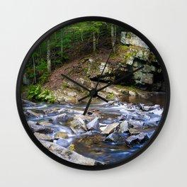 TMP Rapids Wall Clock