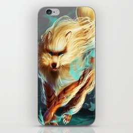 Spera'a Arcanine iPhone Skin