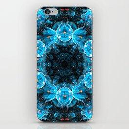 Deep Sea Mandala iPhone Skin