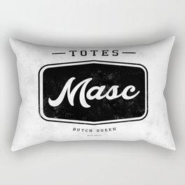 Totes Masc - Vintage Rectangular Pillow
