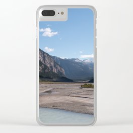 Jasper Nta Clear iPhone Case