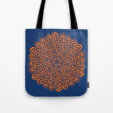 Bugs Maze (orange) Tote Bag