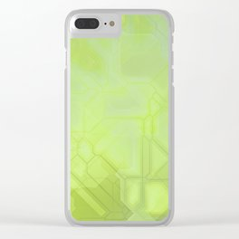 future fantasy radioactive Clear iPhone Case